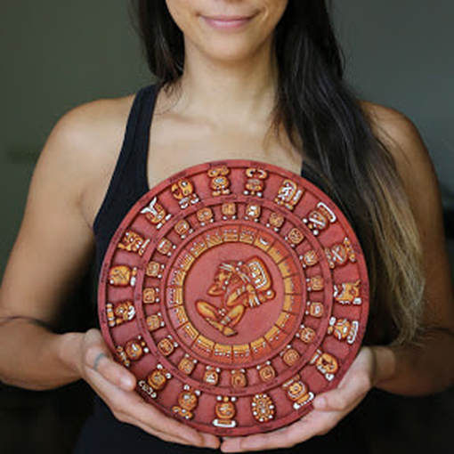 Picture - Andra Vișan - Mayan-Calendar-Explained-YouTube-Channel-logo-2018-11-03