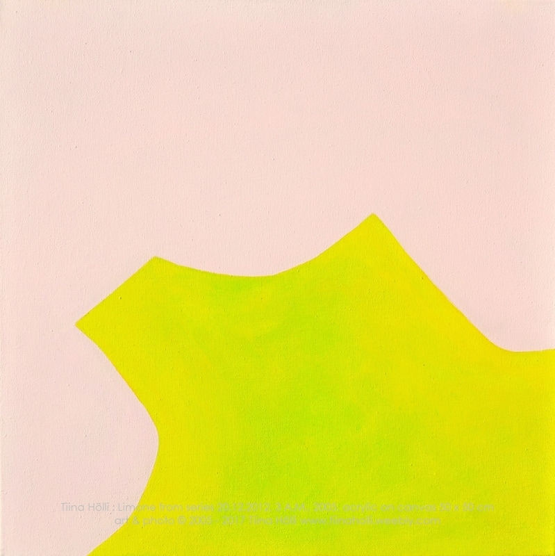 Picture - Tiina Holli : Limone, 2005